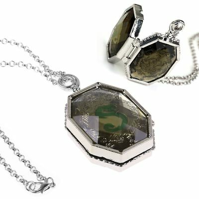Fashion Jewelry Harry Potter Alloy Locket Horcrux Cosplay Pendant Necklace Gift