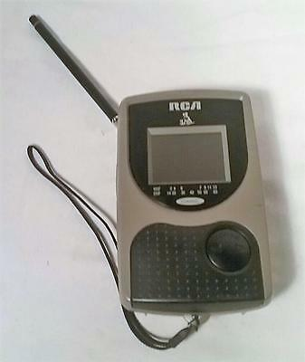 Vintage Rca 2.2 Inch Lcd Portable Television Tv Model L2200Bc
