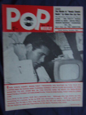 Pop Weekly No 10 1965 (4th series).  The Golden Age of UK Pop Music!