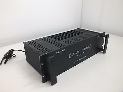 SAE 2200 Stereo Power Amplifier