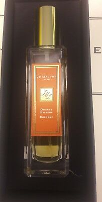 Jo Malone Christmas 2017 Limited Edition Orange Bitters 3ml Roller Ball New