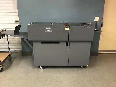 Duplo DC-646 Slitter/Cutter/Creaser (with modules!)