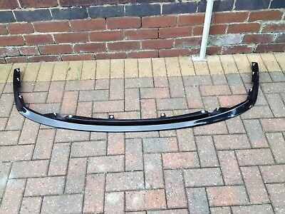 Subaru Impreza  sti front splitter blobeye  03/05 in gloss black new