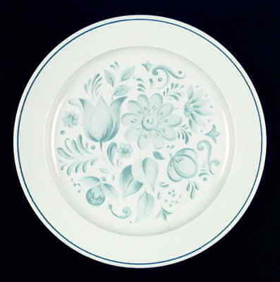 """Taylor Smith & Taylor BLUE DELFT Dinner Plate 10"""" S726465G2"""