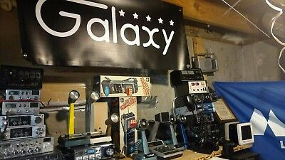 Galaxy CB Radio Banner Brand New for your Man Cave
