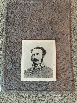 1910's Colgan Gum Confederate Portrait Card - John Magruder Virginia #73