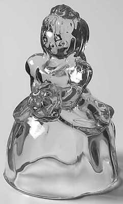 Heisey ANIMALS AND FIGURINES Clear Victorian Belle 2429533