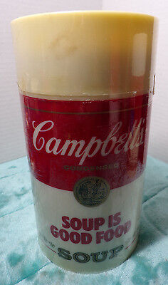 Campbell's Soup ~ Soup Is Good Food ~ Thermos ~ Widemouth ~ New ~ Sealed!