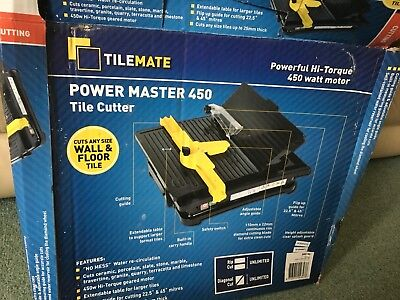 Tile Mate 450 Watt Cutter