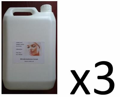 PURE Microdermabrasion crystals, 15kg, Grade A, Made in UK, FAST delivery-see ad