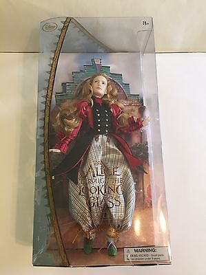 Disney Doll Alice Through The Looking Glass Film Collection Alice, Collectible !