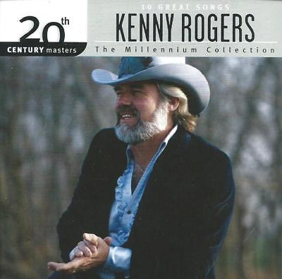 Kenny Rogers - Millennium Collection: 20th Century Masters CD Capitol