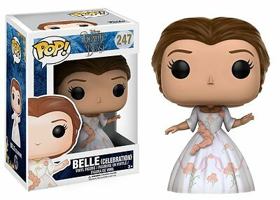Disney Beauty and the Beast Pop! Vinyl Figure - Belle (Celebration)  *BRAND NEW*