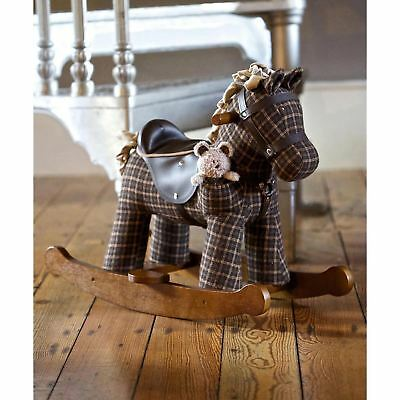 Little Bird Told Me Rufus and Ted Rocking Horse - Brand New - SALE was £124.95