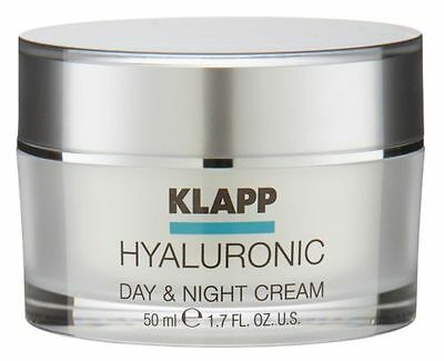 KLAPP HYALURONIC DAY & NIGHT CREAM 50 ml + Blitzversand