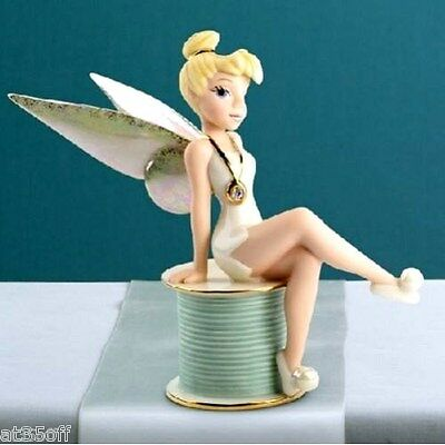 Lenox DISNEY Tinker Bell - Pixie Perfection, Showcase Collection, Tinkerbell NEW