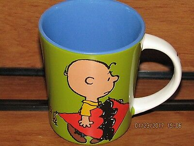 Snoopy Life ~Charlie Brown~'A Man Has To Do What He Has To Do'~Coffee/ Mug