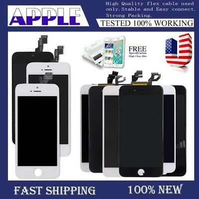 For Iphone 5 6 6S 7Plus OEM LCD Touch Screen Digitizer Assembly Full Replacement