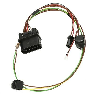 2004-2007 VW VOLKSWAGEN Touareg Headlamp Adapter Wiring ... on vw wiring diagrams, dual car stereo wire harness, 2001 jetta dome light harness, vw headlight wiring, vw coil wiring, vw wiring kit, vw beetle carburetor wiring, 68 vw wire harness, vw alternator wiring, vw bus wiring location, vw ignition wiring, goldfish harness, figure 8 cat harness, vw starter wiring, besi harness, vw bus regulator wiring, vw engine wiring,