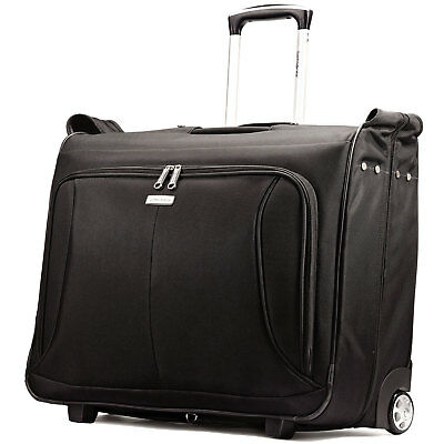 Samsonite Aspire XLite Wheeled Garment Bag Soft-Side Luggage (Black) 74573-1041