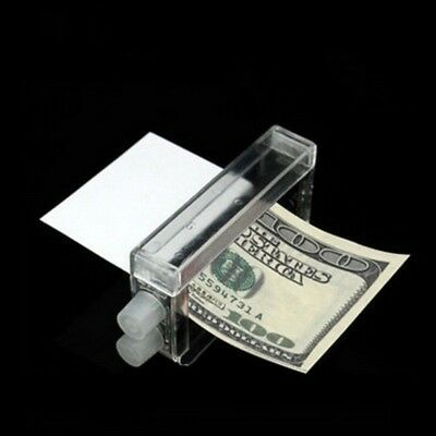 Children Magic Trick Amazing Magician Toy Printing Prop Money Easy Paper Fake