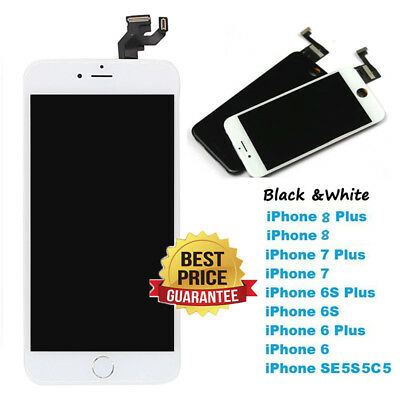 OEM For iPhone 6 6s Plus LCD Touch Screen Replacement Digitizer with Home Button