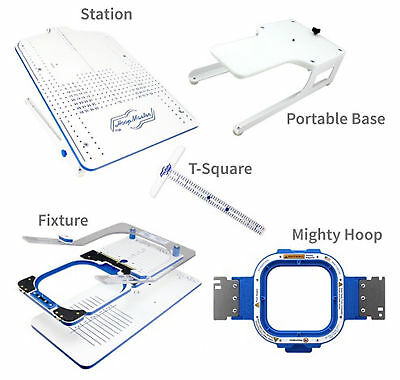 "5.5"" Mighty Hoop Starter Kit"