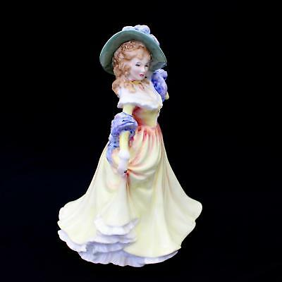 Royal Doulton Katie Figurine HN3360 Retired Doll Figure Perfect Porcelain Lady