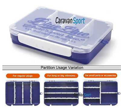 Lure Box Blue Blueblue Case Door Artificial Accessories Letter Tray Box
