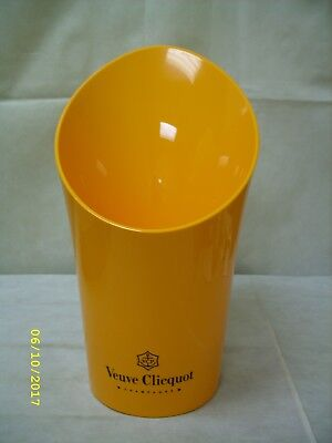 Veuve Clicquot Champagne - Promotional Barware Branded Ice Bucket *NEW*