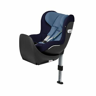 Good Baby Vaya i-Size From Birth Baby To Child Car Seat - Sapphire Blue