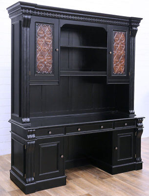 wandregal mit schrank mahagoni eur 14 90 picclick de. Black Bedroom Furniture Sets. Home Design Ideas