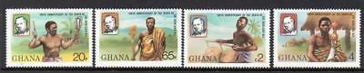 Ghana MNH 1980 The 100th Anniversary of the Death of Sir Rowland Hill