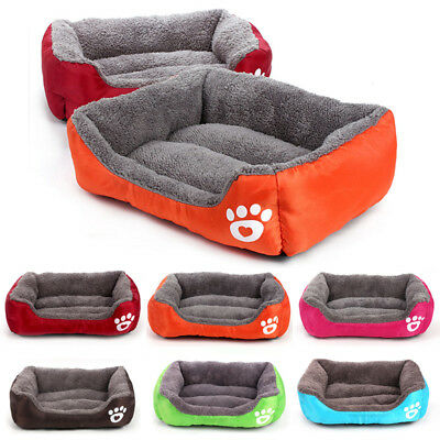 Hot! Large Pet Dog Cat Bed Cushion House Puppy Soft Warm Kennel Dog Mat Blanket