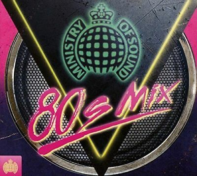 Ministry of Sound - 80s Mix (2014) 4 Disc CD Box Set Album