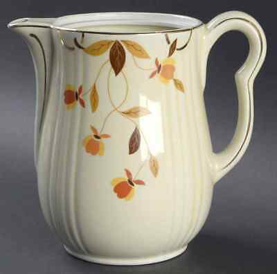Hall AUTUMN LEAF 8 Cup Rayed Coffee Pot No Lid 7683760