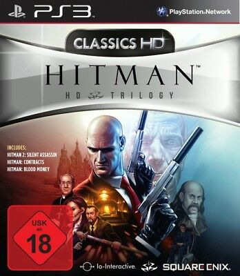 Hitman HD Trilogy PS3 Neu & OVP