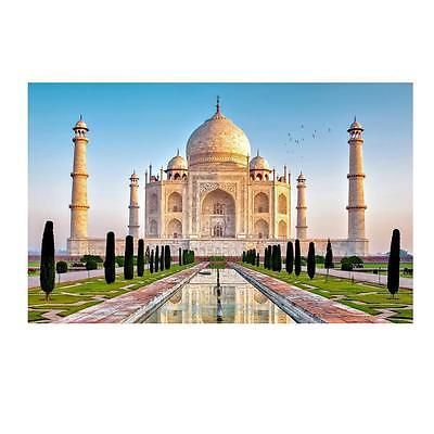 "Diamond Painting - Diamant Malerei - Stickerei - ""Taj Mahal"" - Set - Neu (444)"