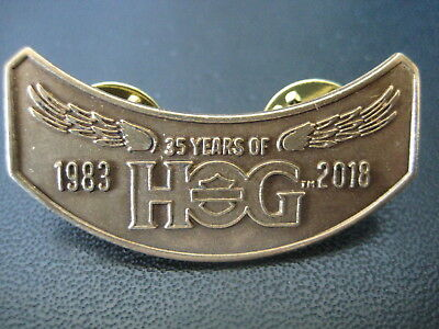2018 HOG H.O.G PIN  HARLEY DAVIDSON OWNERS GROUP S/H discount for multiple items