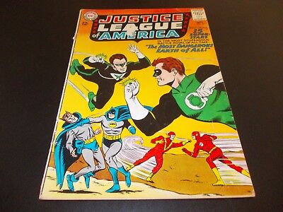 Justice League of America 30 1st appearance of the Crime Syndicate of America
