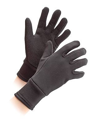 Winter Warm Long Cuff Gloves Horse Riding Clothing Accessories Hands