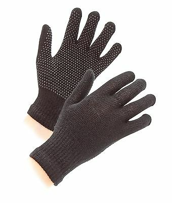 Adults Suregrip Gloves Horse Riding Clothing Accessories Hands