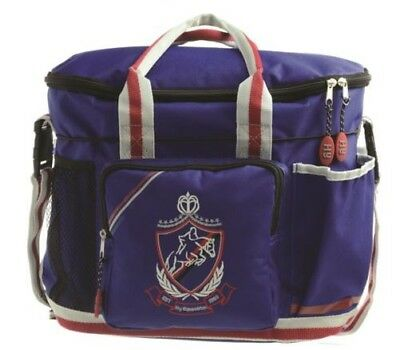 HySHINE Pro Equestrian Grooming Travel Storage Bag- Various Colours 8603P