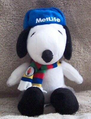 "Wow ---> Snoopy  Metlife  2014  Olympics  6""  Plush"