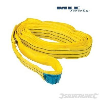 307533 Silverline Endless Round Sling 3000kg 3m lifting crane strop