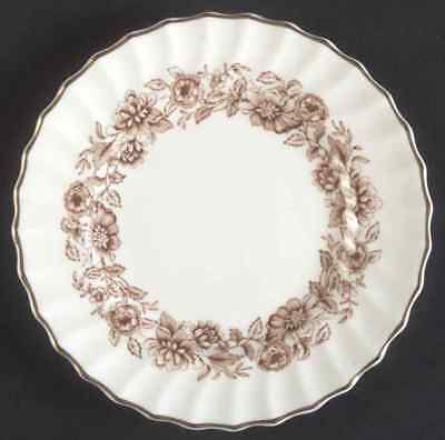 Royal Doulton MAYFAIR BROWN Bread & Butter Plate 559062