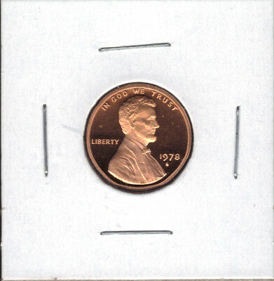 1978-S Proof Lincoln Cent