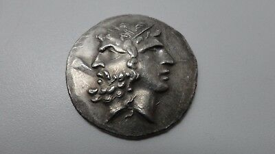Repro Ancient Greek Coin Rare Tetradrachm TENEDOS Free Worldwide Shipping