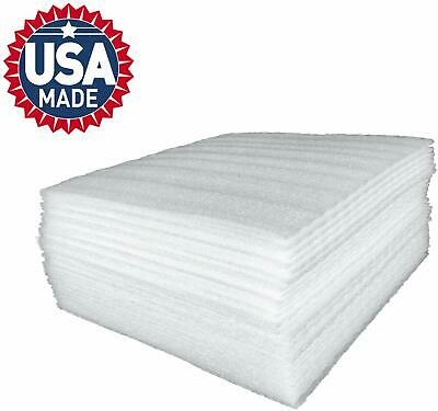 30 Pack Foam Pouches Cushioning Packing Supplies for Moving Shipping Storage