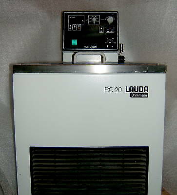 Lauda RC20 RCS 20-D Refrigerated Circulator - 4 mos.  Warranty